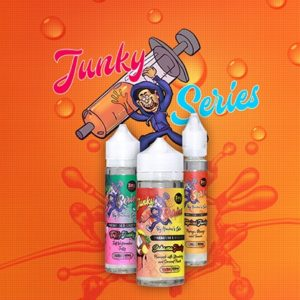 Junky Series (By Heaven's Lube)